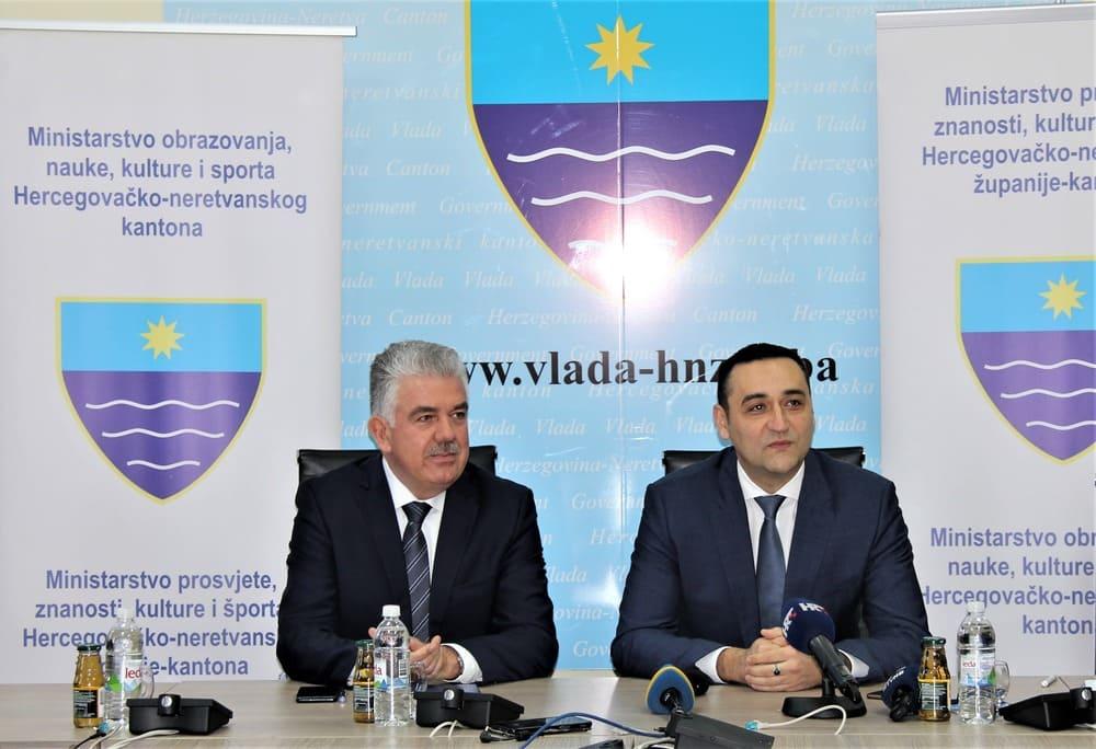 Nevenko Herceg i Rasid Hadžović