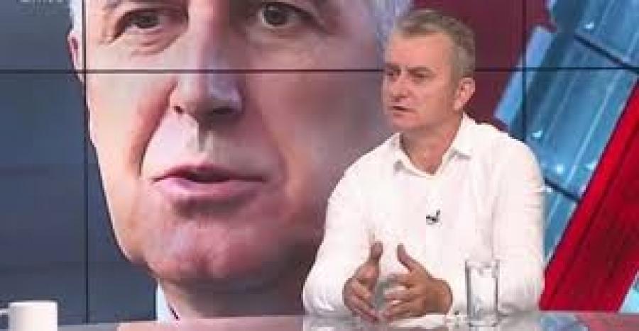 """KARAMATIĆ: A šta onda znači HDZ-ov slogan """"Bez entiteta nema identiteta""""?!  - Hrvatski Medijski Servis"""