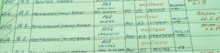 Uhićen Izetbegovićev najbliži suradnik Osman Mehmedagić Osmica, direktor OSA-e Bakir-udba